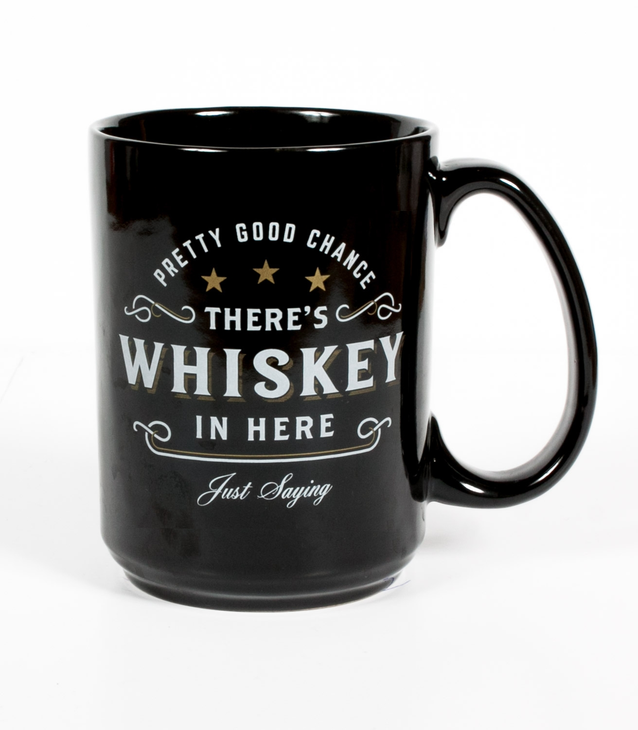 Whiskey Funny Coffee Mug | Headline Shirts
