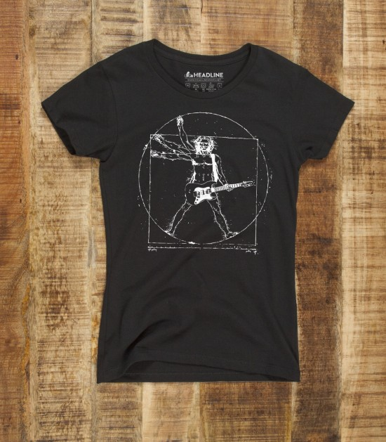 Da Vinci Rock Man