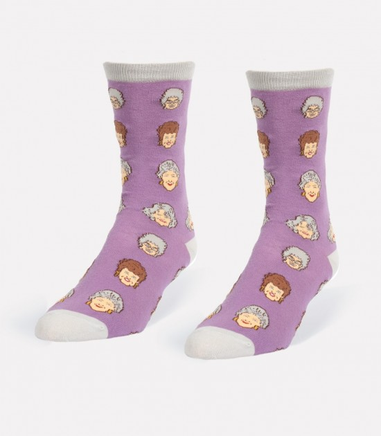 Thank You for Being a Friend Women's Socks