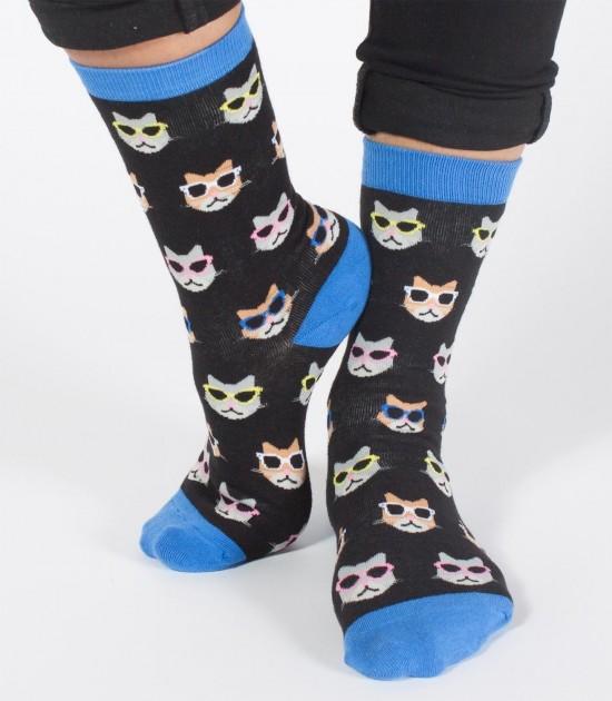 Cool Cats Women's Socks