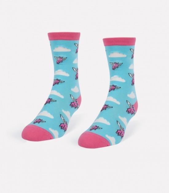 Flying Pigs Women's Socks
