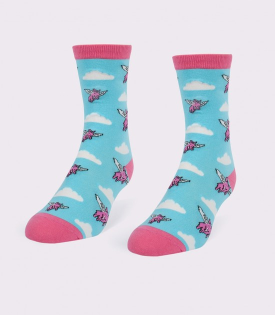 Flying Pigs Women's Socks