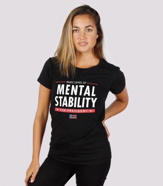 Basic Level of Mental Stability for President
