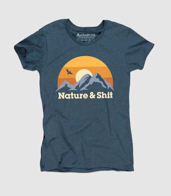 Nature & Sh-t Logo