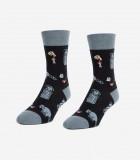 Raccoons Unisex Small Socks