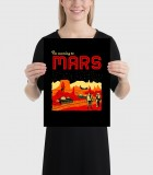 I'm Moving to Mars Poster