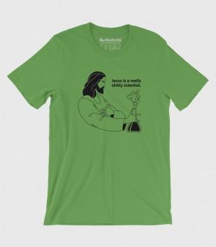 Jesus Is A Sh-tty Scientist