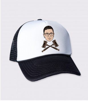 RBG Jolly Roger Trucker Cap
