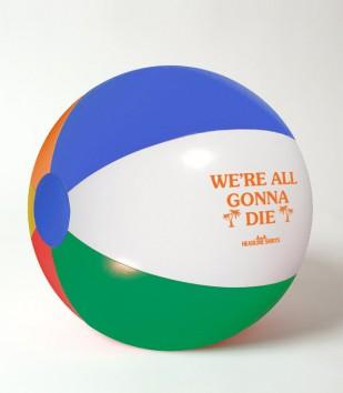 Apocalyptic Beach Ball
