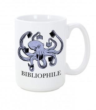 Bibliophile Mug