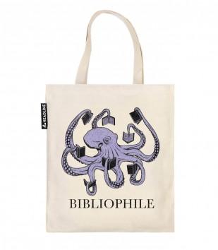 Bibliophile Tote Bag