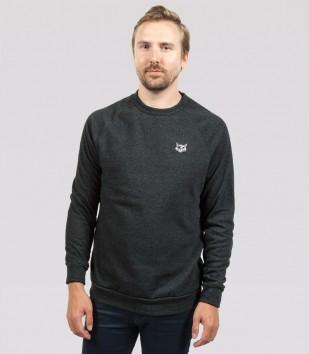 One-Eyed Cat Sweatshirt