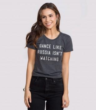 Dance Like Russia Isn't Watching