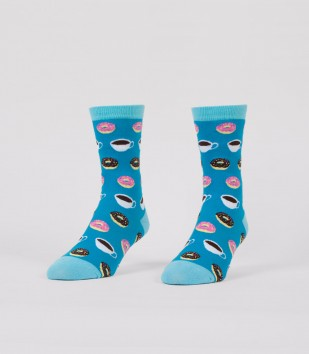 Donuts & Coffee Women's Socks