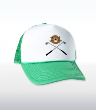 Golphing Gopher Cap