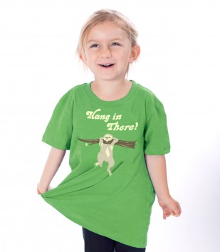 Hang In There Kid's T-Shirt