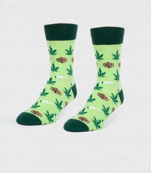 Joints & Brownies Unisex S/M Socks