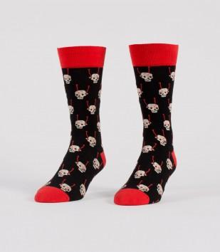Deathbot Socks
