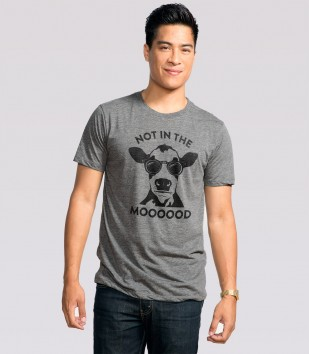 Not In The Moooood
