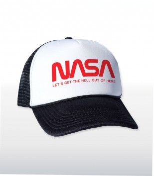 NASA Trucker Cap