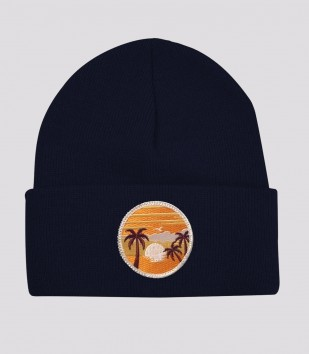 Tropical Sunset Beanie