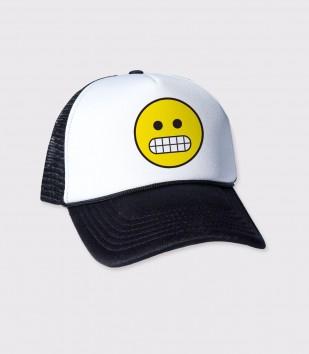 Smiley Face! Trucker Cap