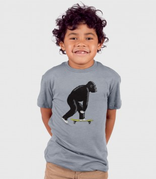 Survival of the Fittest Kid's T-Shirt