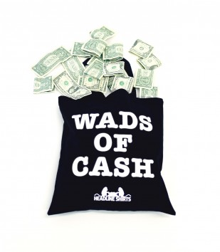 Wads of Cash Tote Bag