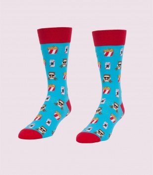 White Trash Picnic Men's Socks