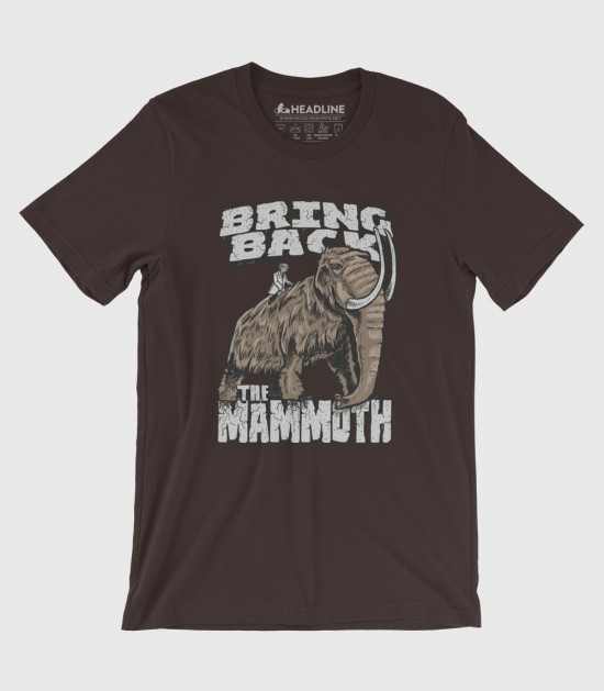 Bring Back the Mammoth