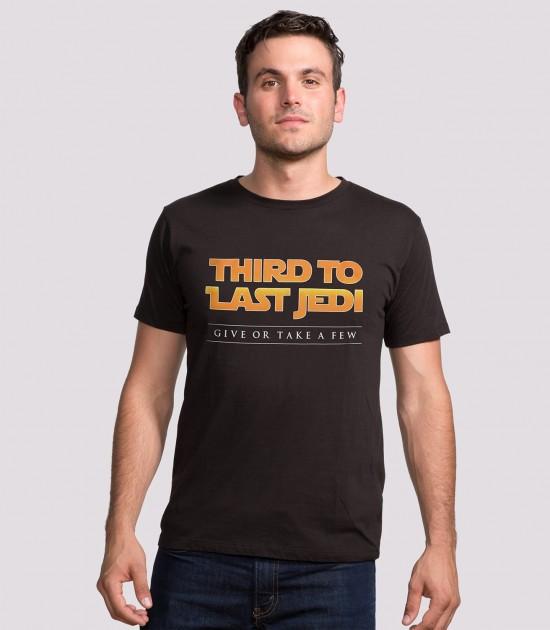 Third to Last Jedi