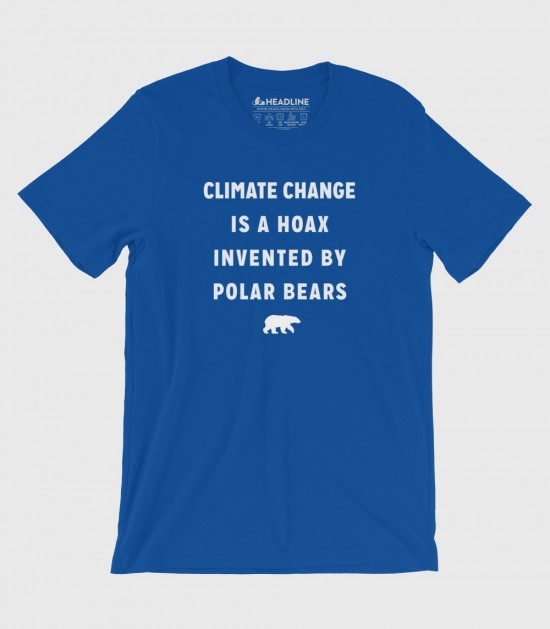Climate Change is a Hoax (Special Order)