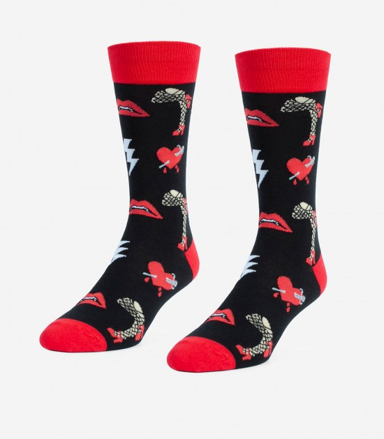 Horrible Picture Show Unisex Large Socks