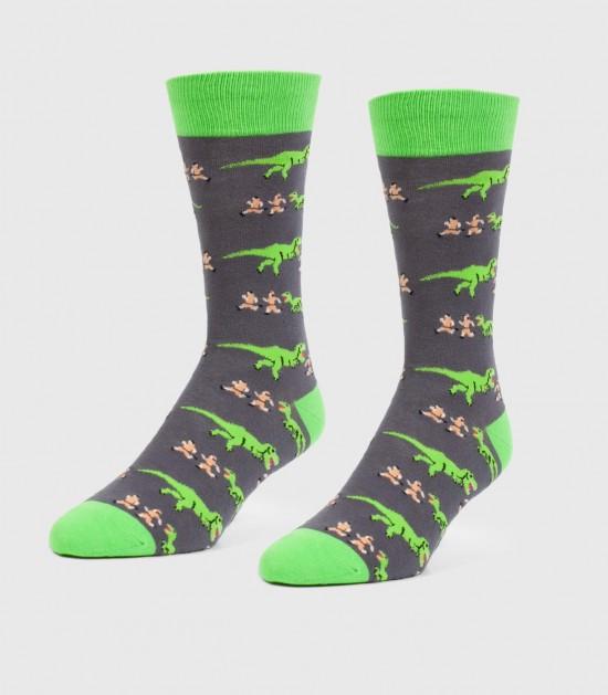 Clever Girl Unisex L/XL Socks