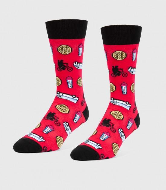 Weirder Shit Unisex L/XL Socks