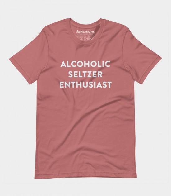 Alcoholic Seltzer Enthusiast