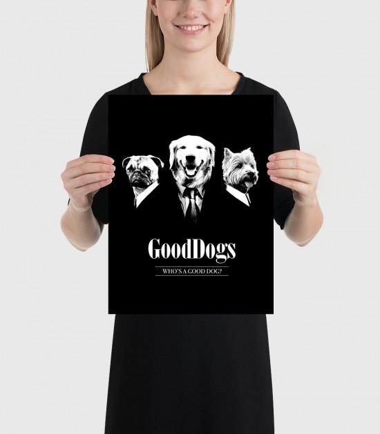 GoodDogs Poster