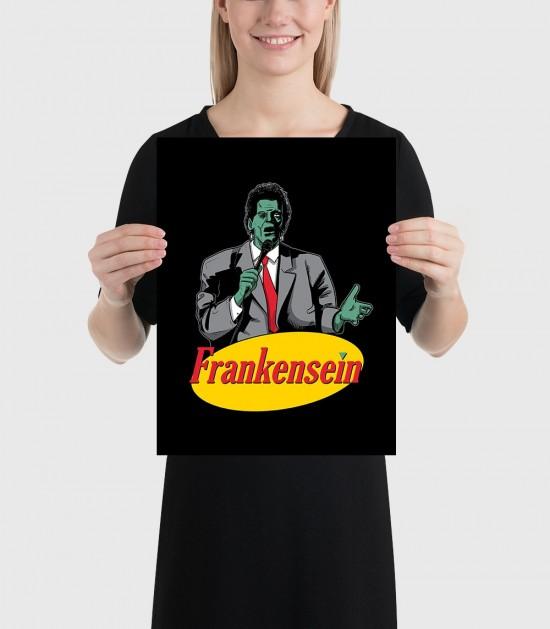 Frankensein Poster