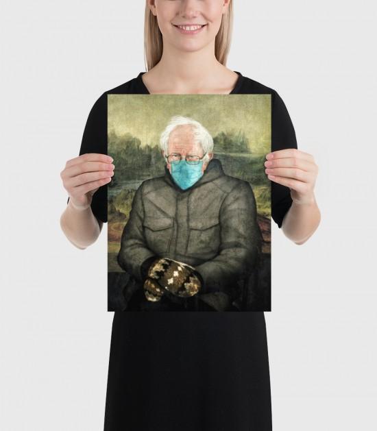 The Bernie Lisa Poster