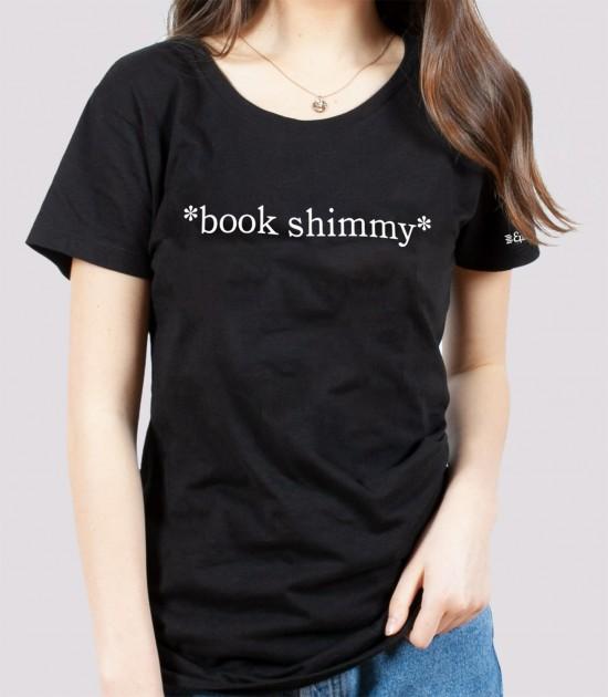 EPIC READS x HEADLINE - BOOK SHIMMY (Black)