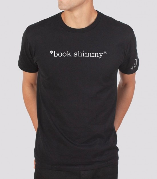 EPIC READS x HEADLINE - BOOK SHIMMY (Black)