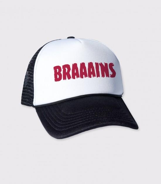 Braaains Trucker Cap