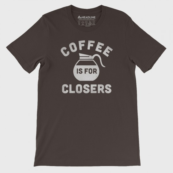 Coffee is for Closers (On Demand)
