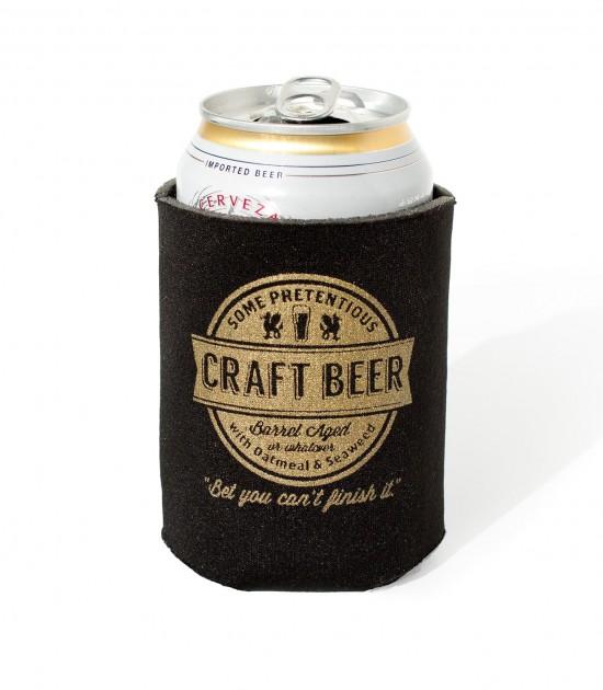 Craft Beer Koozie