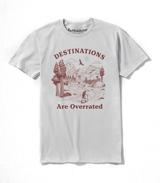 Destinations Are Overrated