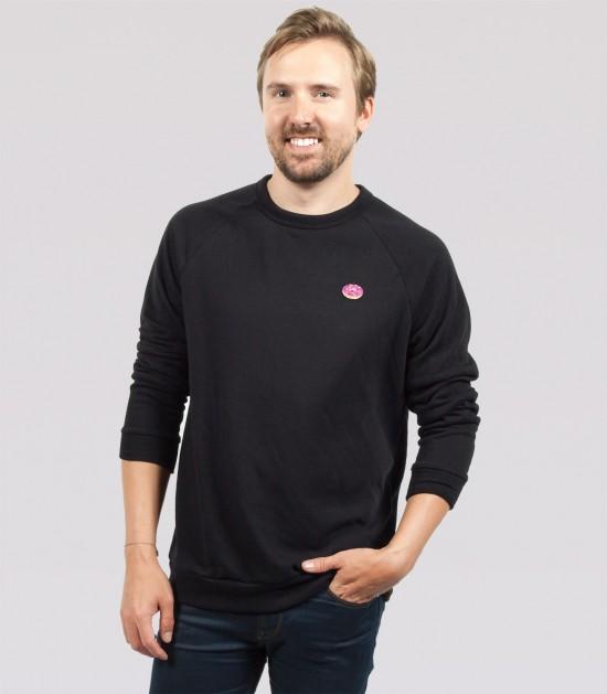 Sprinkled Donut Sweatshirt