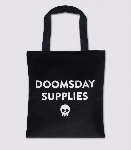 Doomsday Supplies Tote