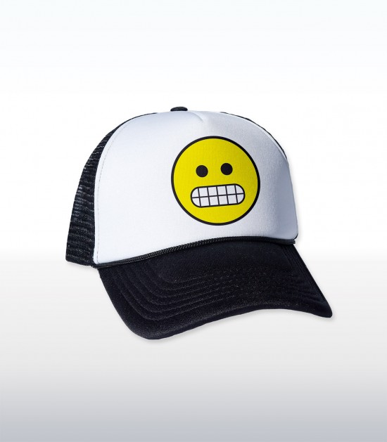 Smiley Face! Trucker Cap