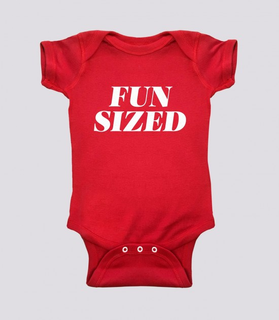 Fun Sized Onesie