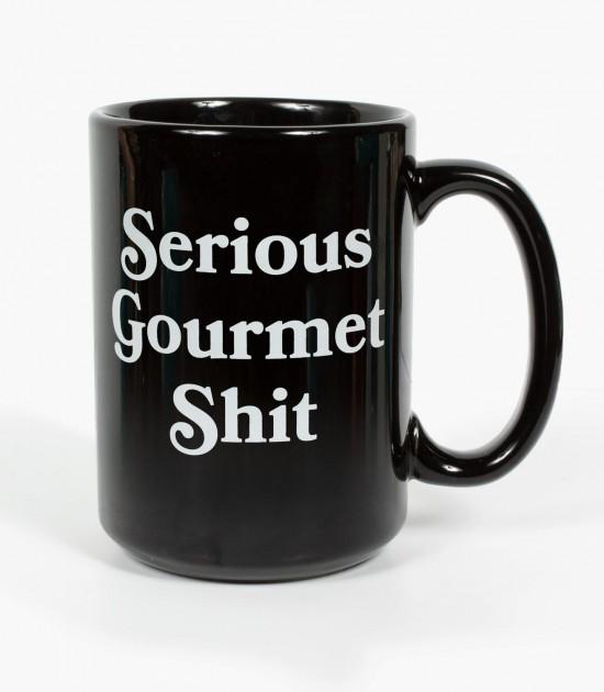 Serious Gourmet Sh-t Mug